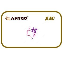 saloon gift card